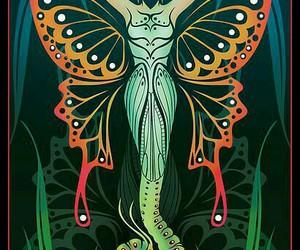 art, beautiful, and goddess image