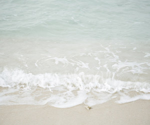 nature, ocean, and pastel image
