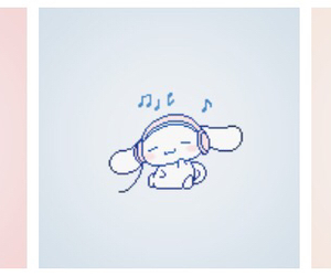 cinnamoroll, sanrio, and かわいい image
