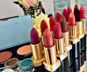 lipstick, beauty, and girly image