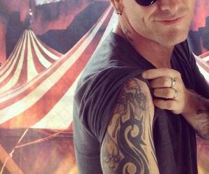 corey taylor, slipknot, and tattoo image