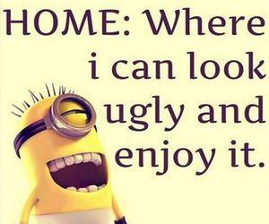 minions, funny, and home image