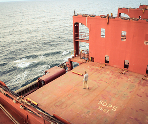 life, sea, and seafarer image