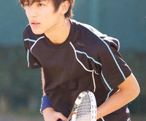 tennis and taishi nakagawa image
