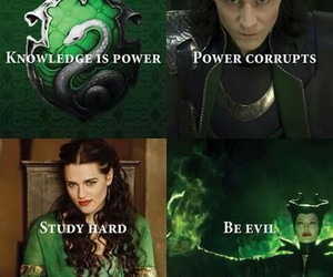 harry potter, merlin, and morgana image