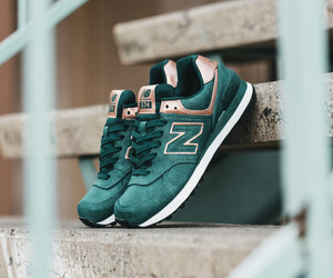 lovely, new balance, and shoes image