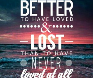 couples, lost, and quotes image