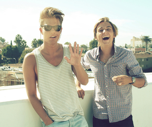 boy, guy, and andreas wijk image