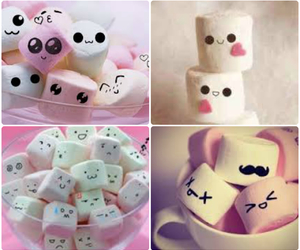 marshmallow and cute image