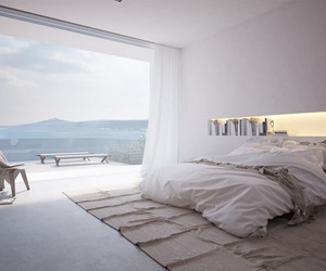 beautiful, bedroom, and book image