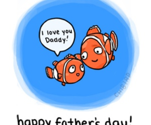 nemo, dad, and father image