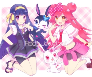 anime and lady jewelpet image