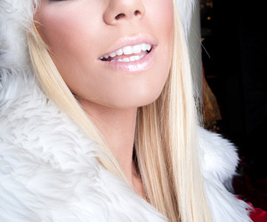 blonde, Hot, and lips image