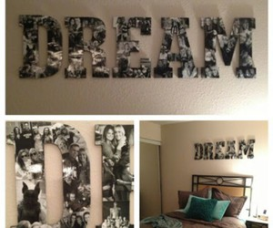 decor, diy, and room image