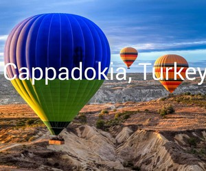 cappadocia, Dream, and places image