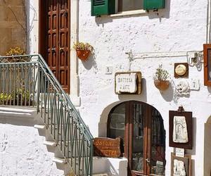 italy, bike, and Puglia image
