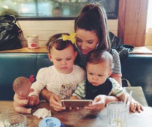 zoe sugg, baby, and zoella image
