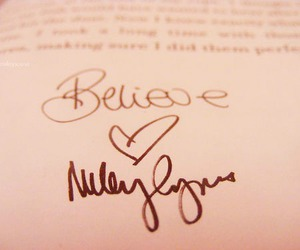 miley cyrus and believe image