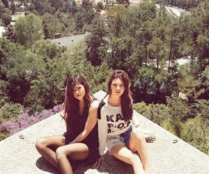 beautiful, kendall jenner, and kylie jenner image