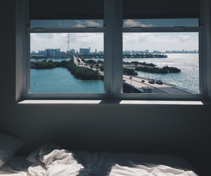 window, blue, and home image