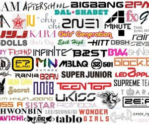 kpop, 2PM, and 2ne1 image