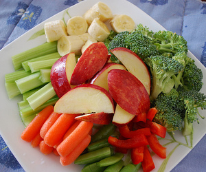 healthy and fruit image