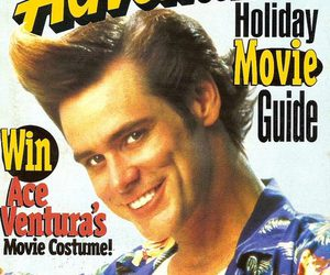 ace ventura, covers, and jim carrey image