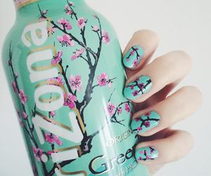 arizona and nails image