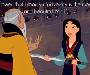 daughter, mulan, and quotes image