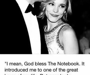 love, notebook, and quote image