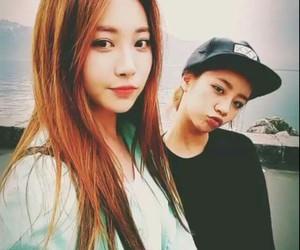 girl's day, yura, and hyeri image
