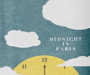 paris, midnight in paris, and midnight image