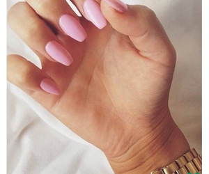 goals, nails, and pretty image