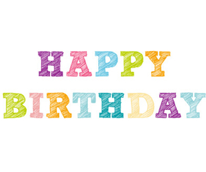bday, happy, and to you image