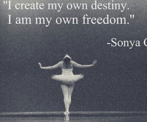 freedom, dance, and ballet image