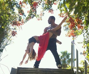 dance, couple, and allison holker image