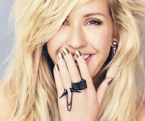 Ellie Goulding, ellie, and smile image