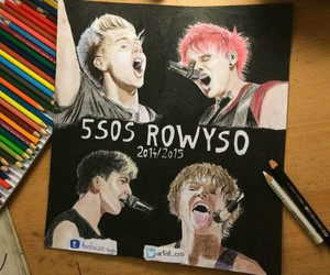 5 sos and rowyso image