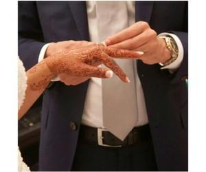 arabian, couple, and ask image