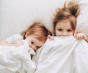 babies, girl, and sleep image