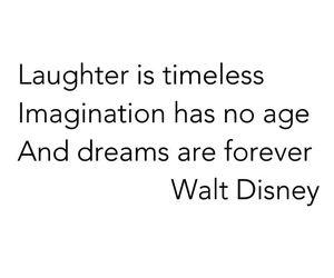 quote, walt disney, and Dream image