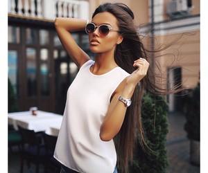 beauty, fashion, and woman image