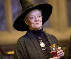 harry potter, hogwarts, and minerva mcgonagall image