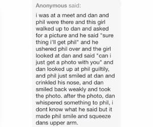 amazingphil, danisnotonfire, and dan and phil image
