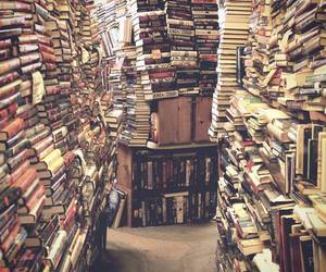 book, books, and bookshop image