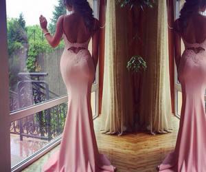 beautiful, dress, and pretty image