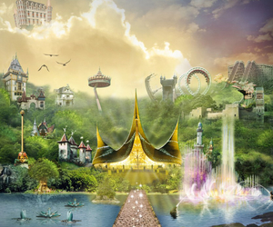fairy tale, fantasy, and efteling image