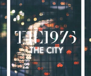 the city and the 1975 image