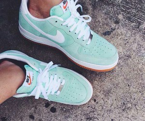 nike, girls, and shoes image