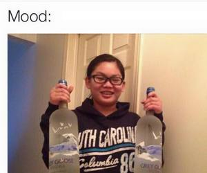 funny, alcohol, and vodka image